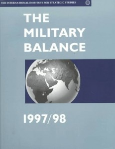 Baixar Military balance 1997-1998, the pdf, epub, eBook