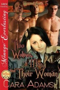 Baixar Two wolves, a man, and their woman pdf, epub, eBook