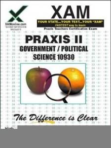Baixar Praxis Government/Poltical Science 10930 pdf, epub, eBook