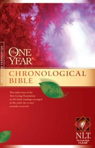 Baixar One year chronological bible nlt, the pdf, epub, ebook