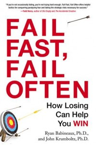 Baixar Fail fast, fail often pdf, epub, eBook