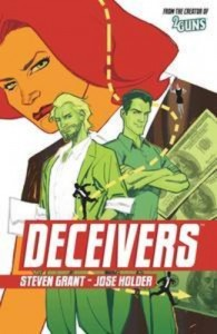 Baixar Deceivers pdf, epub, ebook