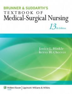 Baixar Brunner & suddarths textbook of medical-surgical pdf, epub, eBook