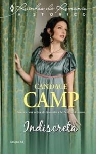 Baixar Indiscreta – Harlequin Rainhas do Romance Histórico Ed.12 pdf, epub, ebook