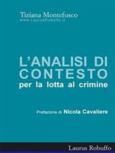 Baixar Analisi di contesto per la lotta al crimine pdf, epub, eBook