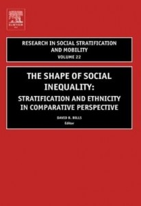 Baixar The Shape of Social Inequality: Stratification and Ethnicity in Comparative Perspective pdf, epub, ebook