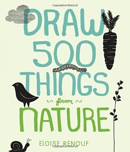 Baixar Draw 500 things from nature pdf, epub, eBook