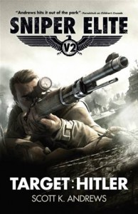Baixar Sniper elite: target hitler pdf, epub, eBook