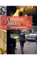 Baixar Criminal justice pdf, epub, ebook