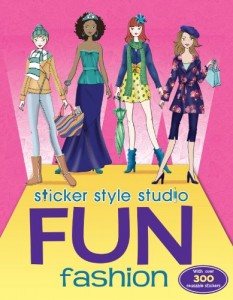 Baixar Sticker style studio fun fashion pdf, epub, ebook