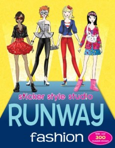 Baixar Sticker style studio runway fashion pdf, epub, ebook