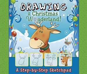Baixar Drawing a christmas wonderland pdf, epub, eBook