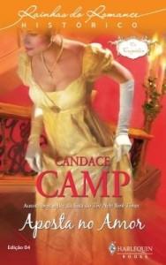 Baixar Aposta no Amor – Harlequin Rainhas do Romance Histórico Ed.4 pdf, epub, ebook