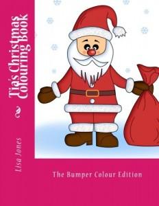 Baixar Tias christmas colouring book pdf, epub, eBook