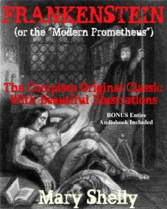 "Baixar Frankenstein (or ""the modern prometheus"") pdf, epub, eBook"