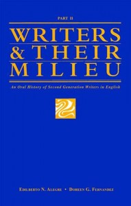 Baixar Writers and their milieu pdf, epub, ebook