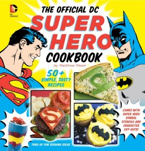 Baixar Official dc super hero cookbook, the pdf, epub, eBook