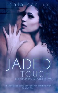 Baixar Jaded touch pdf, epub, ebook