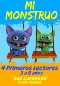 Baixar Mi monstruo 4 primeros lectores pdf, epub, ebook