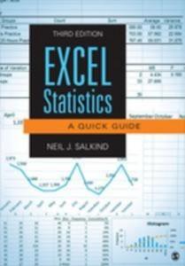 Baixar Excel statistics pdf, epub, eBook