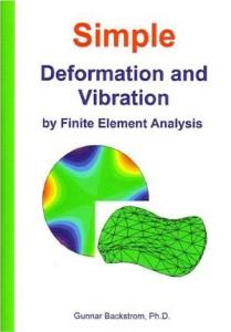 Baixar Simple deformation and vibration by finite pdf, epub, eBook