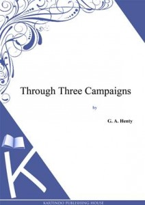 Baixar Through three campaigns pdf, epub, eBook