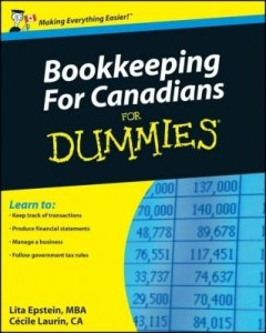 Baixar Bookkeeping For Canadians For Dummies pdf, epub, eBook