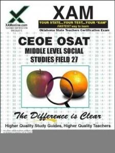 Baixar Ceoe Osat Middle Level Social Studies Field 27 pdf, epub, eBook