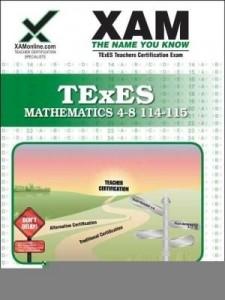 Baixar Texes Mathematics 4-8 114-115 pdf, epub, eBook