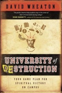 Baixar University of Destruction: Your Game Plan for Spiritual Victory on Campus pdf, epub, ebook
