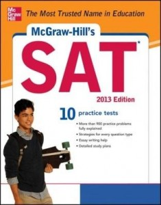 Baixar McGraw-Hill's SAT, 2013 Edition pdf, epub, ebook