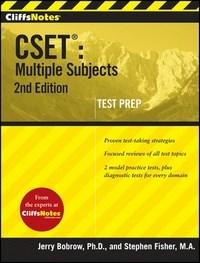 Baixar Cliffsnotes Cset: Multiple Subjects pdf, epub, eBook