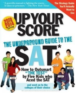 Baixar Up Your Score, 2013-2014 Edition: The Underground Guide to the SAT pdf, epub, eBook