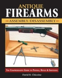 Baixar Antique Firearms Assembly/Disassembly: The Comprehensive Guide to Pistols, Rifles & Shotguns pdf, epub, eBook