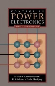 Baixar Control in Power Electronics: Selected Problems pdf, epub, eBook