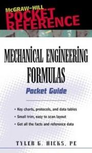 Baixar Mechanical Engineering Formulas Pocket Guide pdf, epub, eBook