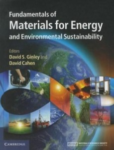 Baixar Fundamentals of Materials for Energy and Environmental Sustainability pdf, epub, eBook