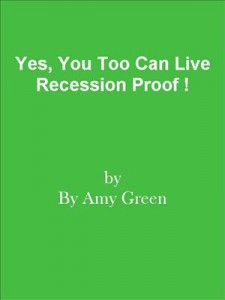Baixar Yes, you too can live recession proof ! pdf, epub, eBook