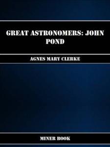 Baixar Great astronomers: john pond pdf, epub, ebook