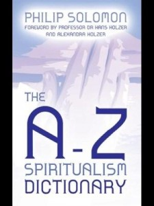 Baixar The A-Z Spiritualism Dictionary pdf, epub, ebook