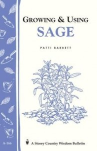 Baixar Growing & Using Sage: Storey's Country Wisdom Bulletin A-166 pdf, epub, eBook