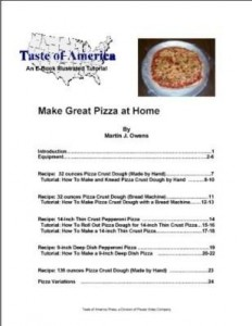 Baixar Make Great Pizza at Home pdf, epub, eBook