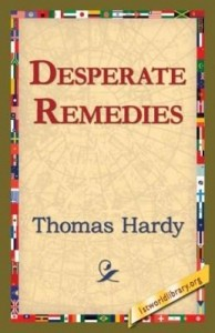 Baixar Desperate Remedies pdf, epub, ebook