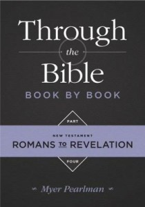 Baixar Through the Bible Book by Book, Part 4: Romans to Revelation pdf, epub, eBook