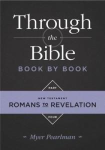 Baixar Through the Bible Book by Book, Part 4: Romans to Revelation pdf, epub, ebook