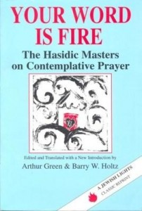 Baixar Your Word Is Fire: The Hasidic Masters on Contemplative Prayer pdf, epub, eBook