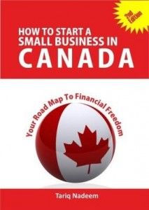 Baixar How to Start  A Small Business in Canada – Your Road Map To Financial Freedom pdf, epub, ebook