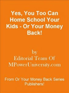 Baixar Yes, you too can home school your kids – or your pdf, epub, eBook