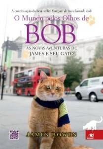 Baixar O Mundo pelos olhos de Bob pdf, epub, ebook
