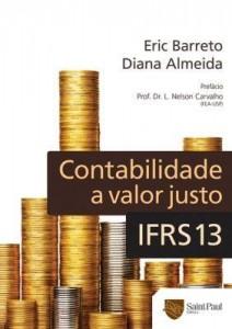 Baixar Contabilidade a Valor Justo – Ifrs 13 pdf, epub, eBook